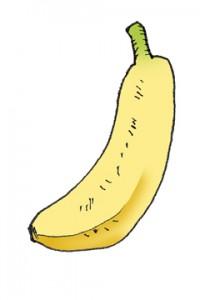 フルーツ選手権_バナナ